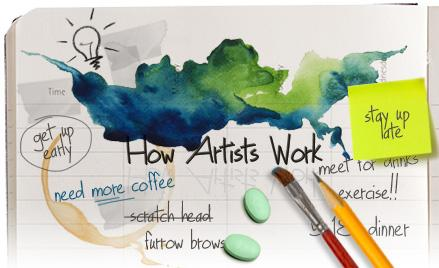 How Artists Work