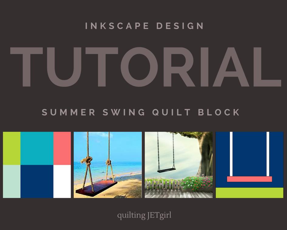Inkscape Character Design Tutorial : Inkscape design video tutorial quilting jetgirl