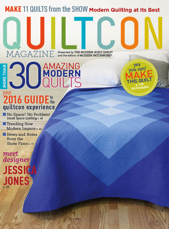 2016 QuiltCon Magazine