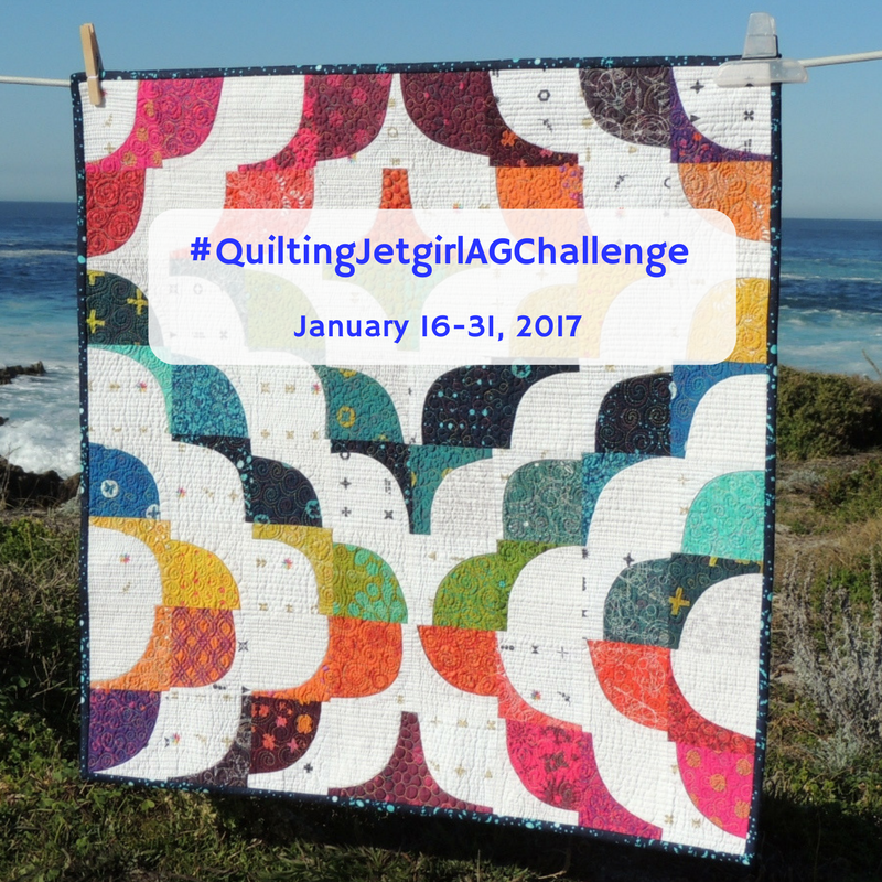 Quilting Jetgirl Alison Glass Challenge