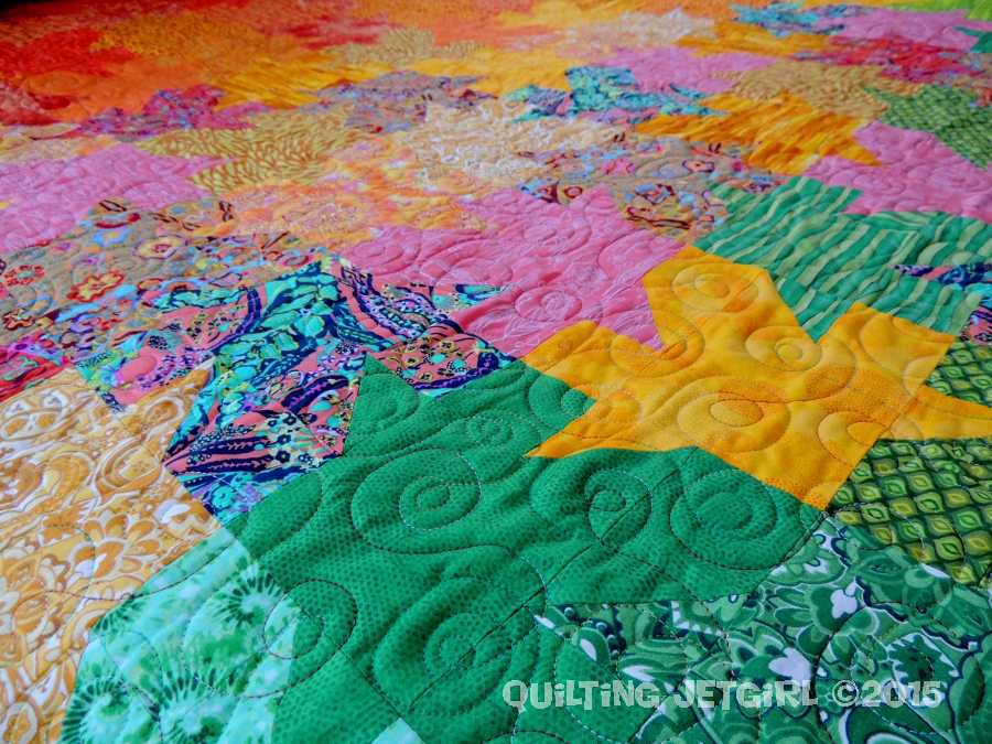Tessellated Leaves Pattern Release Amp Blog Hop Quilting
