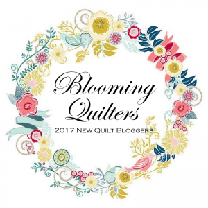 2017 New Quilt Bloggers – Blog Hop begins